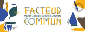 Photo de couverture association Facteur Commun