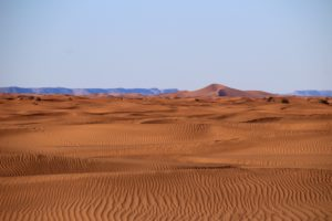 Maroc, hiver 2018-19