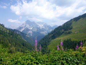 Autriche, été 2017