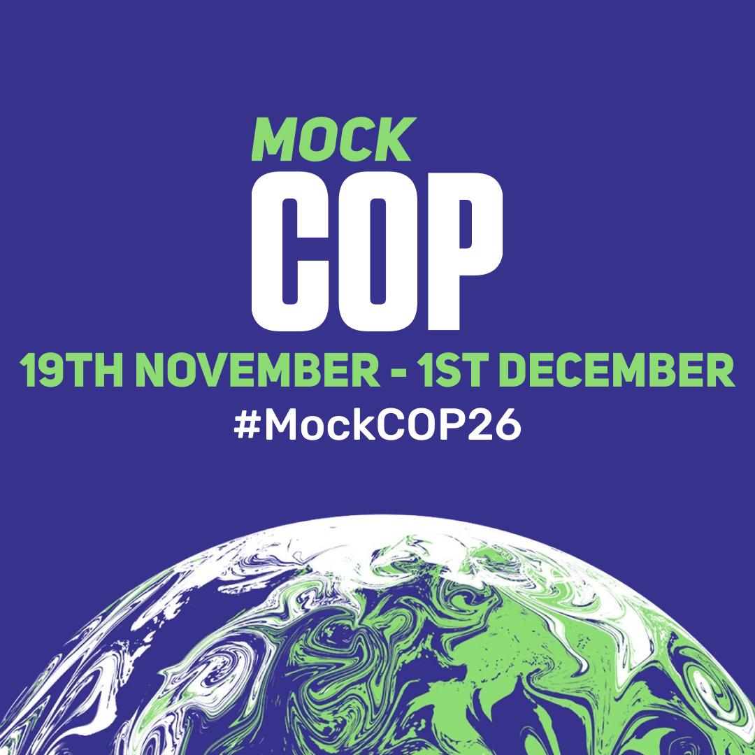 #Mock COP