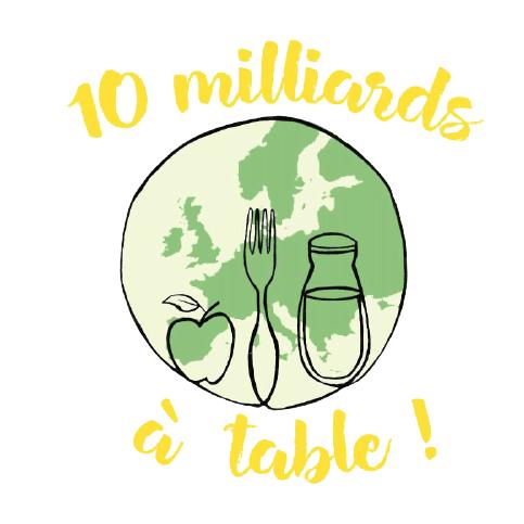 10 milliards à table