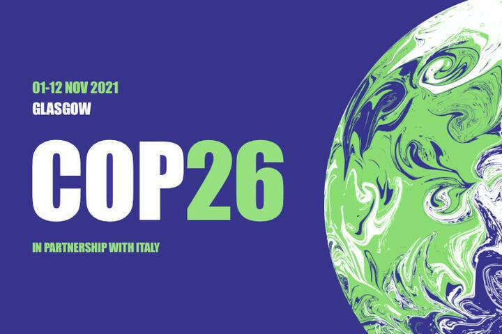 Rejoins la délégation RESES à la COP 26 !